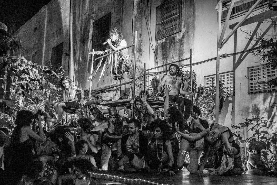 2- Babylon Cabaret. Foto por fabiana leite 3