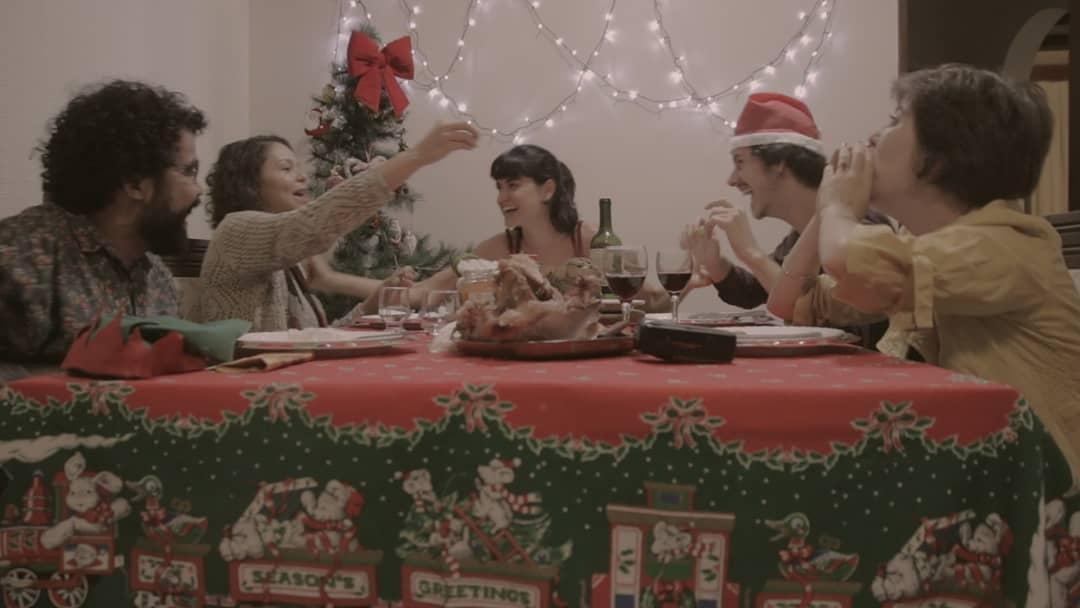 Frame do Curta Scena de navidad